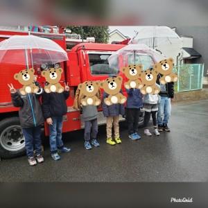 消防避難訓練&ゴリラ公園