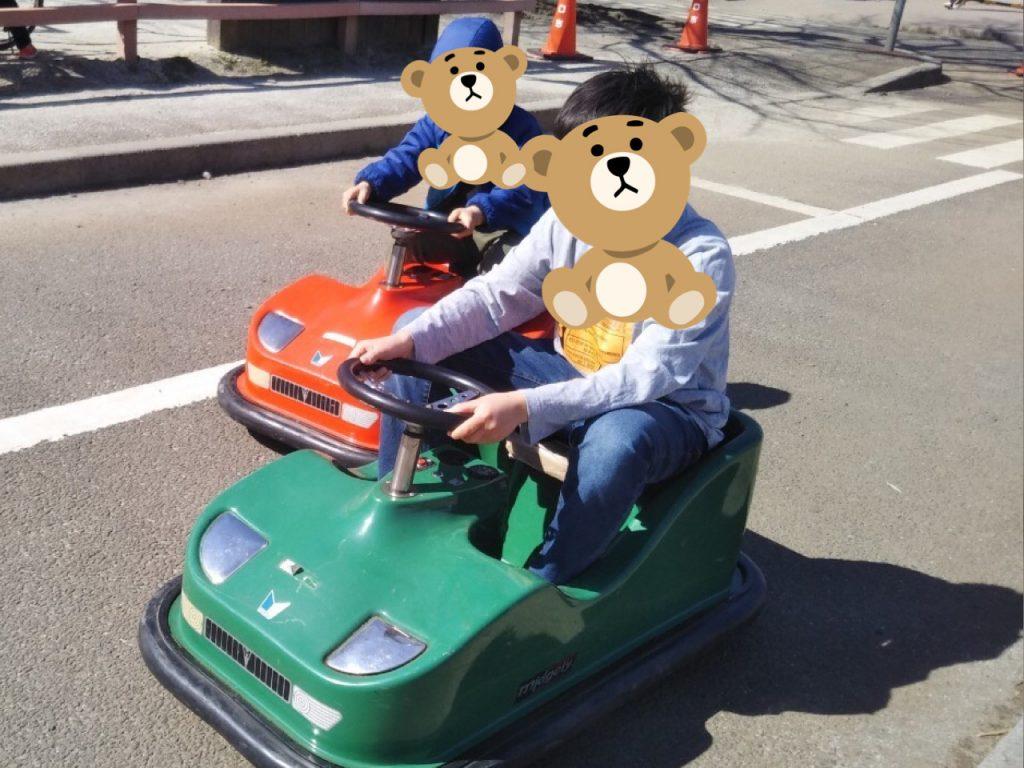 🚗南平児童交通公園にお出かけ🚲